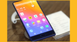 Doogee Mix – Xiaomi's bezel-less phone, got ripped off by the competitors.