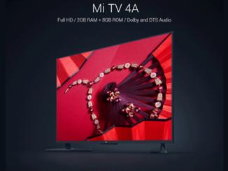 Mi TV 4A