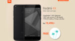 Redmi 4X launched in Nepal: Specifications, Price and Where to buy?