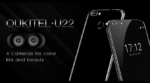 Oukitel U22 : meet the world's quad camera smartphone.