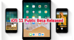 Apple iOS 11 Public Beta Released. Here's how to install?