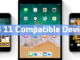 iOS 11 compatible devices