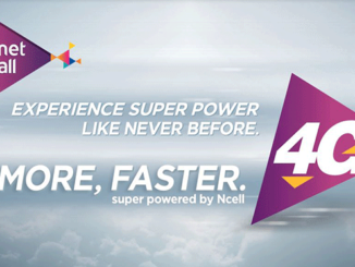 Ncell 4G network