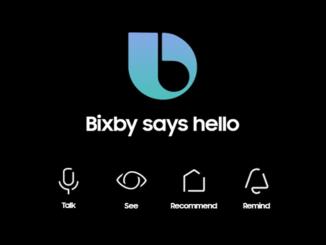 Bixby Based Speakers
