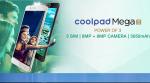 [Deal Alert] Coolpad Mega 3 price slashed by Rs. 3000.
