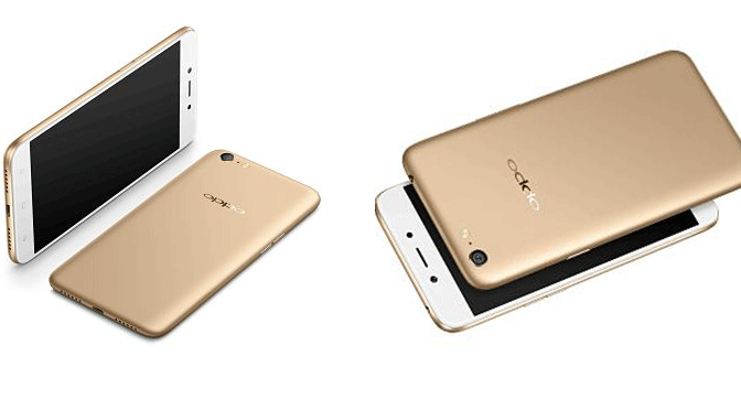 Oppo Speedy Operation A71