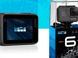 discount on GoPro Hero 6 Black