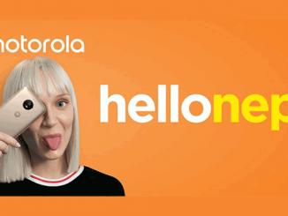 Motorola Smartphones arrives in the Nepali market