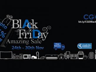 CG Digital Black Friday