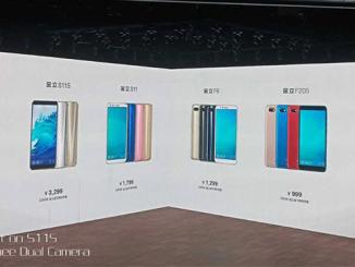 Gionee unleashes six bezel-less smartphones
