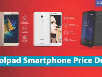 prices of coolpad smartphones in nepal