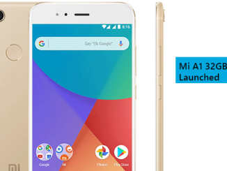 price of Mi A1 in Nepal