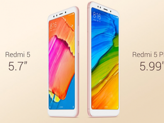 Xiaomi Redmi 5 and Redmi 5 Plus Price